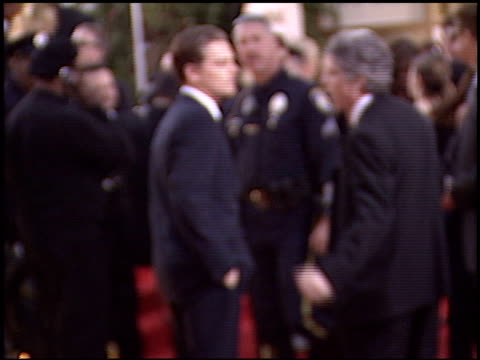 Leonardo DiCaprio at the 2003 Golden Globe Awards at the Beverly Hilton in Beverly Hills California on January 19 2003