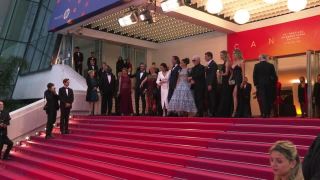 Leonardo Sbaraglia Asier Etxeandia Antonio Banderas Penelope Cruz Pedro Almodovar Nieves Alvarez Nicole Kimpel at 'Pain Glory ' Red Carpet Arrivals...
