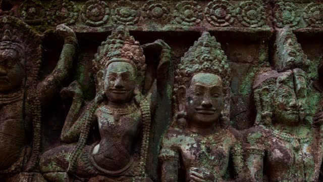 Leper King Terrace. Angkor Thom.
