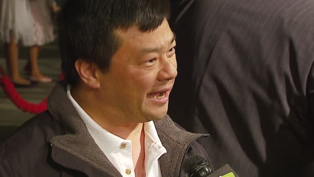 leroy chiao at the 'the astronaut farmer' premiere at the cinerama dome at arclight cinemas in hollywood california on february 20 2007 - the astronaut farmer stock videos and b-roll footage