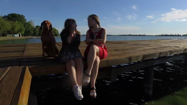 レズビアンの愛 - 充足感点の映像素材/bロール