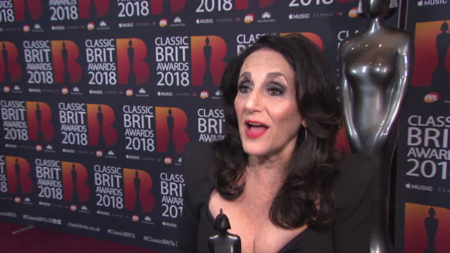 INTERVIEW Lesley Joseph on The Greatest Showman importance of the Soundtrack of the Year Award young talent in the classical music scene Young...