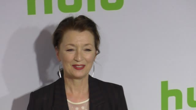 Lesley Manville at the 2017 Winter Television Critics Association Tour Hulu Press Day at Langham Hotel on January 07 2017 in Pasadena California