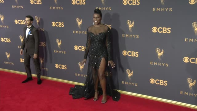 Leslie Jones at the 69th Annual Primetime Emmy Awards at Microsoft Theater on September 17 2017 in Los Angeles California