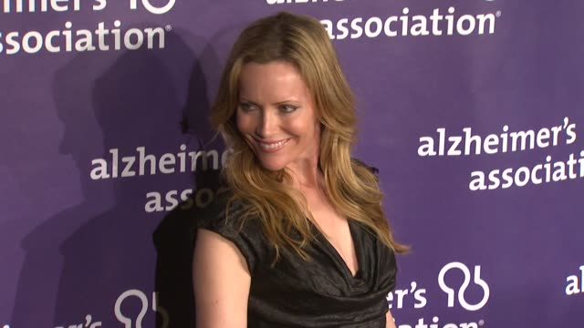 Leslie Mann at the 19th Annual 'A Night At Sardi's' Benefitting The Alzheimer's Association at Beverly Hills CA