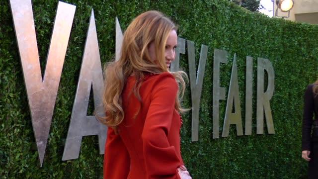 Leslie Mann at The 2013 Vanity Fair Oscar Party Hosted By Graydon Carter Leslie Mann at The 2013 Vanity Fair Oscar Party at Sunset Tower on February...