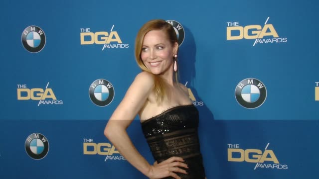 Leslie Mann at the 70th Annual DGA Awards at The Beverly Hilton Hotel on February 03 2018 in Beverly Hills California