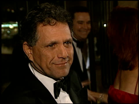 leslie moonves at the carousel of hope ball at the beverly hilton in beverly hills california on october 28 2000 - carousel of hope stock videos and b-roll footage