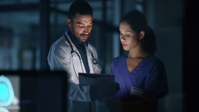 less paperwork, faster diagnosis - medical insurance stock videos & royalty-free footage