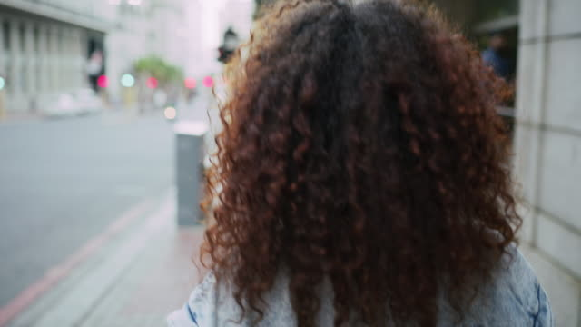 let the rhythm lead the way - curly hair stock videos & royalty-free footage