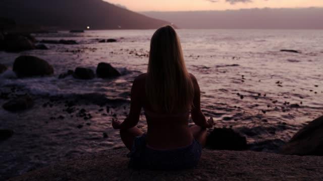 Lassen Sie das Meer Ihre Seele baumeln