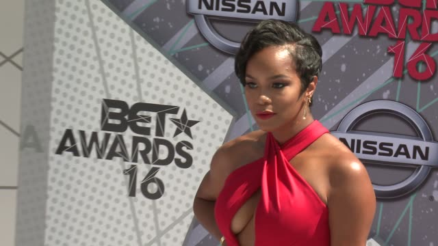LeToya Luckett at 2016 BET Awards in Los Angeles CA