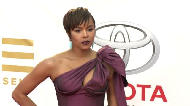 LeToya Luckett at the 49th NAACP Image Awards at Pasadena Civic Auditorium on January 15 2018 in Pasadena California