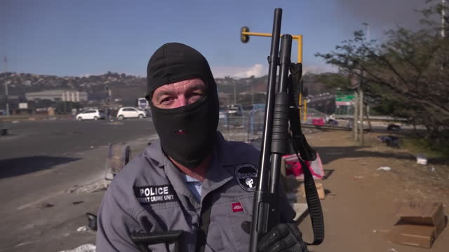 let's get the latest from south africa now, where there have been more extraordinary scenes of disorder today.president cyril ramaphosa has said the... - five objects stock videos & royalty-free footage
