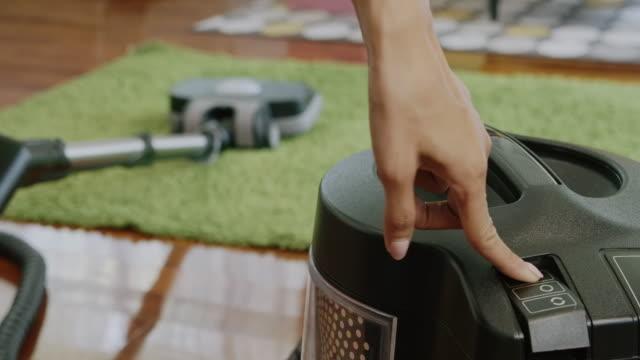 let's vacuum this carpet. - vacuum cleaner stock videos & royalty-free footage