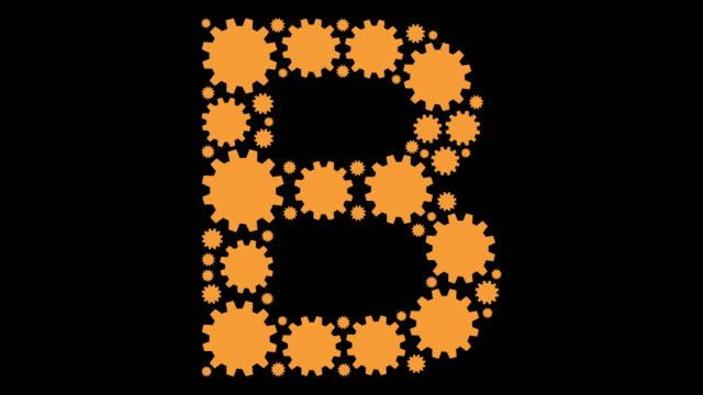 buchstabe b - b rolle stock-videos und b-roll-filmmaterial