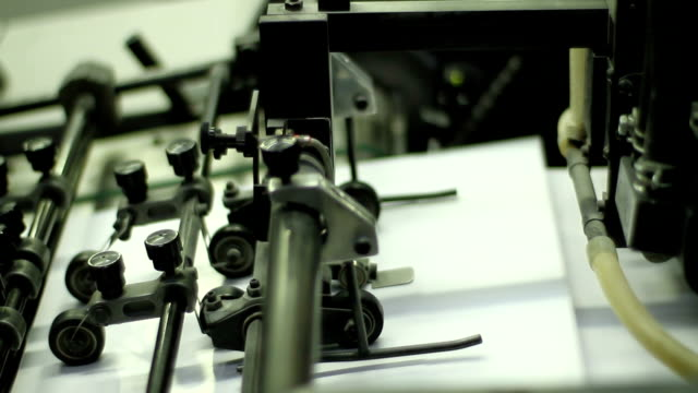 letterpress printer - typescript stock videos & royalty-free footage