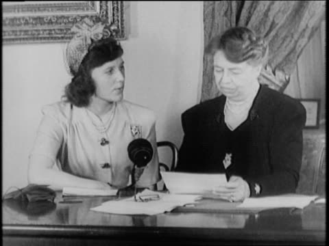 letters to president franklin d roosevelt wishing him a happy birthday / birthday wishes include dimes sent to president to aid in polio fight /... - polio stock videos and b-roll footage