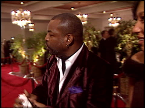 levar burton at the 2005 dga director's guild of america awards at the beverly hilton in beverly hills, california on january 29, 2005. - director's guild of america stock videos & royalty-free footage