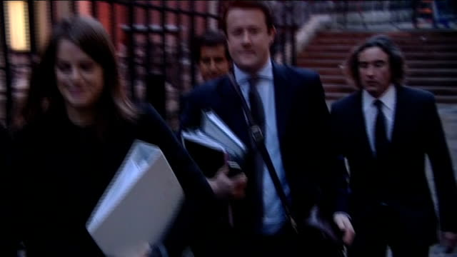 vidéos et rushes de leveson inquiry into media ethics and phone hacking steve coogan gives evidence england london royal courts of justice photography** steve coogan... - steve coogan