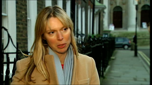 report published future for the press london ext camilla cavendish interview sot statutory regulation creates a hierachy of power where the... - キャシー・ニューマン点の映像素材/bロール