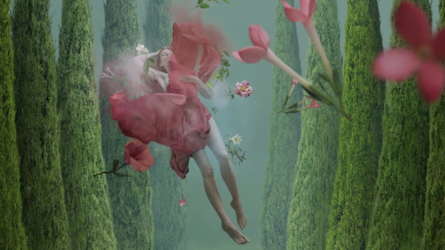 levitation dreams - fashion stock videos & royalty-free footage