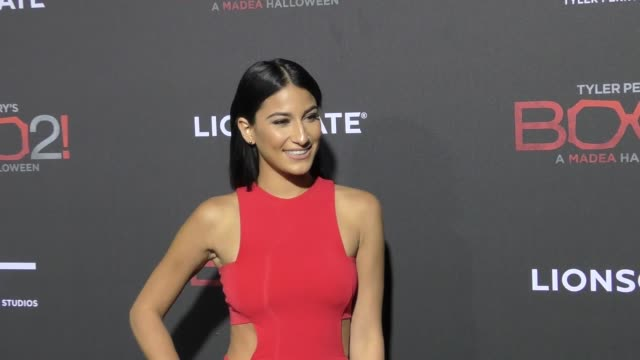 Lexy Panterra at Lionsgate Presents The Los Angeles Premiere of Tyler Perry's 'Boo 2 A Madea Halloween' at LA LIVE on October 16 2017 in Los Angeles...