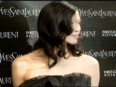 li xin at the 'paris je t'aime' premiere at paris theater in new york new york on may 1 2007 - paris theater manhattan stock videos and b-roll footage
