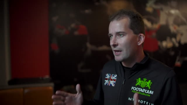 Liam Chivers fight promoter of KSI and Logan Paul saying he expects the PPV to do well but over time the content will run to hundreds of millions of...