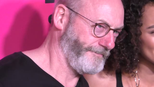 liam cunningham at the entertainment weekly san diego comic con party - liam cunningham stock videos & royalty-free footage