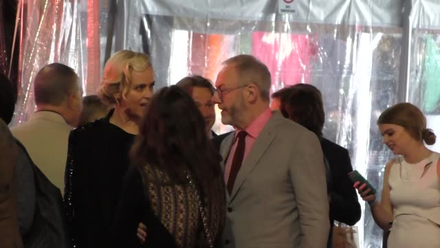 liam cunningham leaving the game of thrones premiere at tcl chinese theatre in hollywood in celebrity sightings in los angeles - liam cunningham stock videos & royalty-free footage