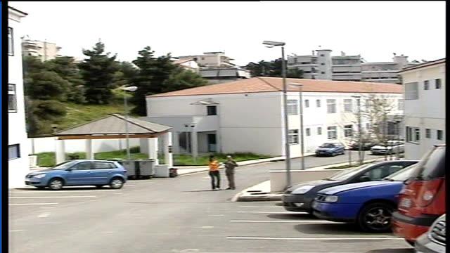 liam hogan death inquest: unlawful killing verdict; greece: psychiatric hospital buildings - psychiatric hospital stock videos & royalty-free footage