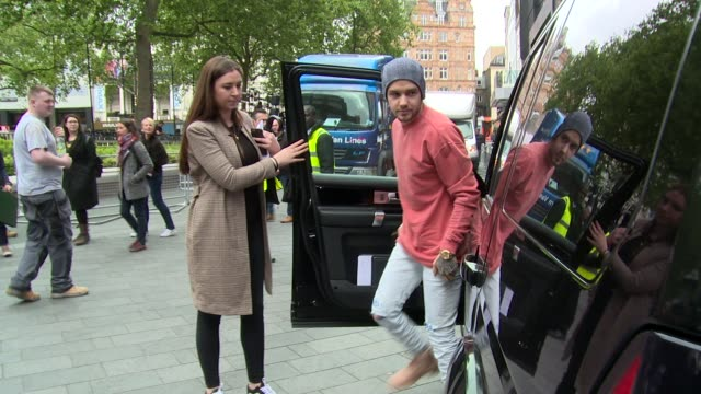 liam payne on may 04 2017 in london england - liam payne stock videos and b-roll footage