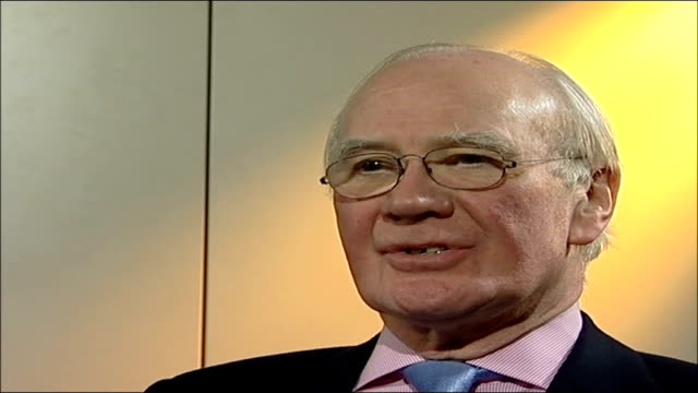 campbell elected leader; england london westminster int sir menzies campbell mp interview sot - victory for the liberal democrats / liberal democrats... - krishnan guru murthy stock videos & royalty-free footage