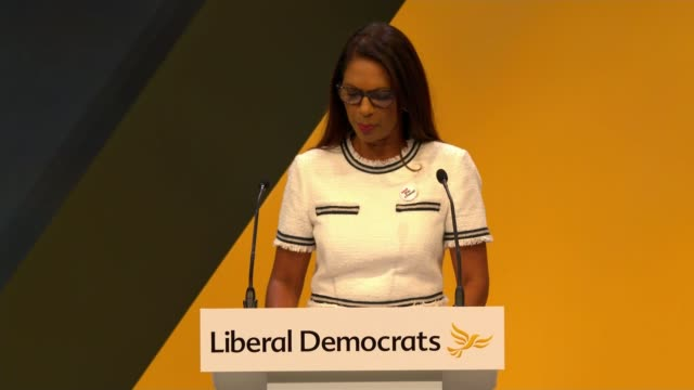 Vince Cable claims antiBrexit message is starting to get through UK East Sussex Brighton speeches from Gina Miller Sarah Brown and Catherine Bearder...