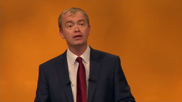 Tim Farron speech Farron speech SOT So they joined the Liberal Democrats I am told 500 of the new members that have joined since the election are...