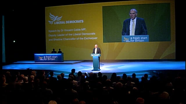Vince Cable speech Vince Cable MP speech continues SOT Then the industrial welfare state which absorbs billions through Regional Development Agencies...