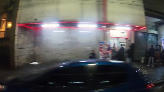 liberdade nachbarschaft, são paulo - brasilien - liberdade stock-videos und b-roll-filmmaterial