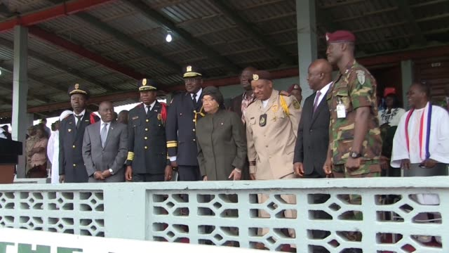 Liberia is celebrating 170 years of independence during President Ellen Sirleaf's last few months in power but Liberians who suffered greatly during...