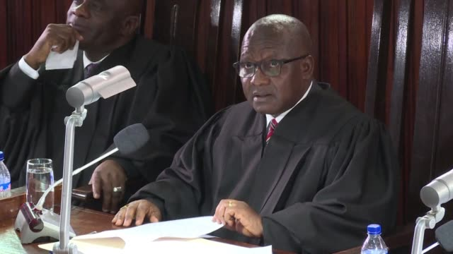 Liberia's Supreme Court orders the country's electoral commission to resolve a fraud complaint lodged by an opposition party before a scheduled...