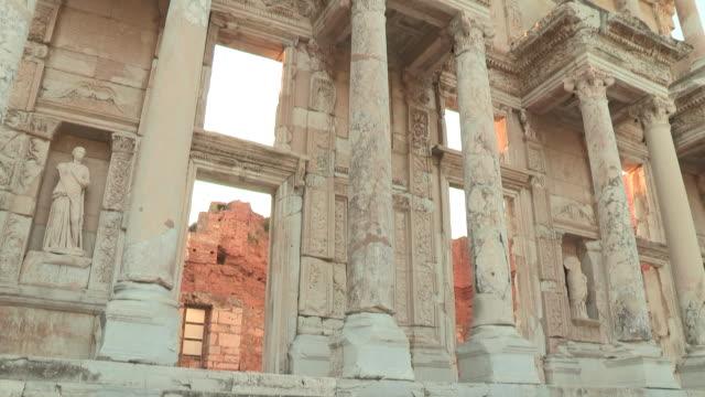 Library Columns, Ephesus, Turkey