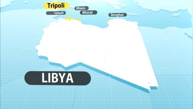 libyan map