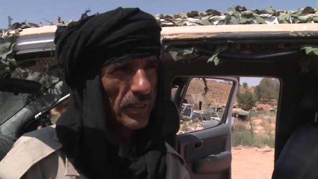 Libyan rebels have repulsed loyalists who had retaken the desert hamlet of Gualish and chased them to the outskirts of Asabah shelling the town from...