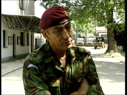 Lieutenant General Sir Michael Jackson interview SOT Can do the job we have been sent here to do / Talks of numbers of troops he needs to take ground...