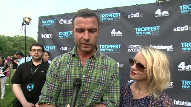 INTERVIEW Liev Schreiber and Naomi Watts Liev on why he wanted to be part of Tropfest on the filmmakers who have gone on to make big films after...