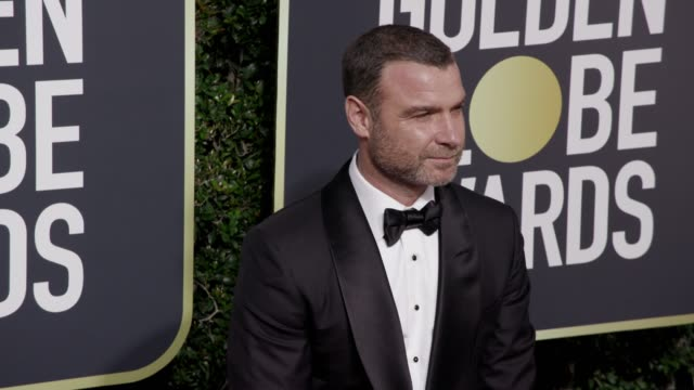 Liev Schreiber at the 75th Annual Golden Globe Awards at The Beverly Hilton Hotel on January 07 2018 in Beverly Hills California