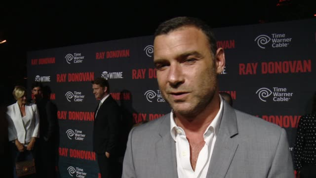 vidéos et rushes de liev schreiber on what fans can expect from season 2, what his characters best & worst qualities are and what an emmy nomination would mean for the... - nominations aux emmy awards