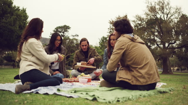 Life always needs a few more picnics