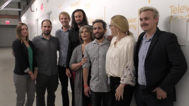 Life Below Zero Cast at the Life Below Zero For Your Consideration Event at Wolf Theatre at Saban Media Center in North Hollywood in Celebrity...