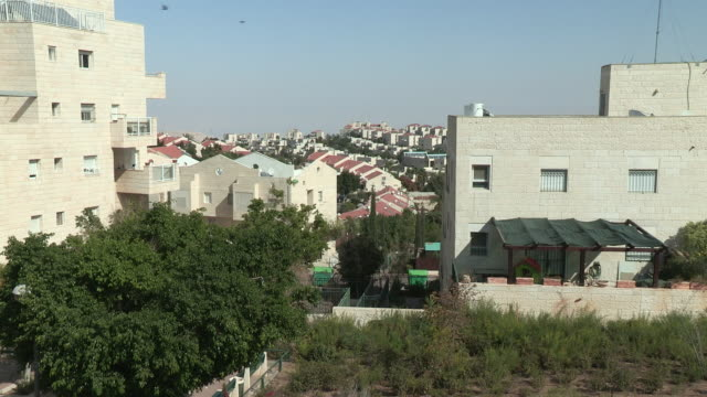 Life in a Settlement, Palestine